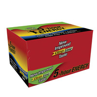 5 HOUR ENERGY DRINKS CITRUS LIME