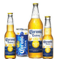 Corona Extra Beer 355ml Bottle and Can
