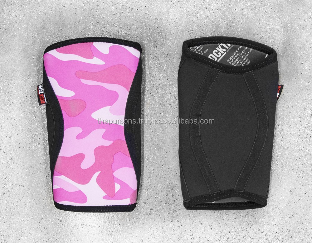 Knee Sleeves in Camo OEM