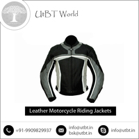 Leather Motorcycle Riding Jackets from CE Approved Manufacturer