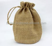 stand up bags and jute pouches