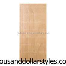 Stylist And solid wood Design 28 in. x 80 in. Woodgrain Flush Unfinished Hardwood Interior Door wholesale .New design Antique .