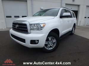 2016 TOYOTA SEQUOIA 4WD SR5 IN STOCK and READY FOR EXPORT