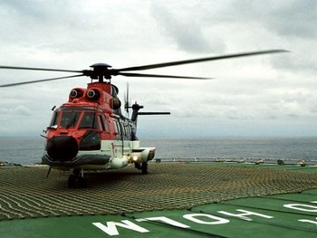 Helipad Nets IS Certified