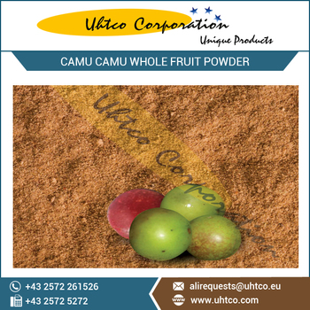 Camu Camu C++ Concentrated, Wildcrafted Whole Fruit Powder