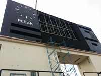 Outdoor LED Video Board