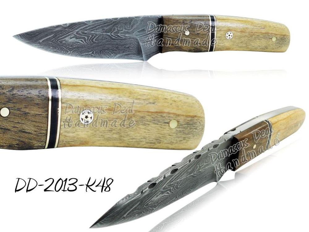 DD-2015-K240 Damascus Steel Knife