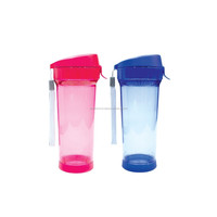 Anti Slip Drink Sport Drink Bottle 500ml