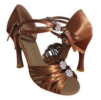 HenryG Signature Series, Women Latin Dance Shoes, Women Dance Shoes HGB-5298