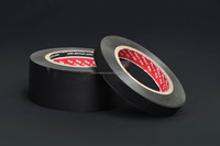 Premium Grade Black PVC Protection Tape with High Degree of Softness