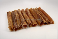 100 % Natural Dried Beef Trachea.