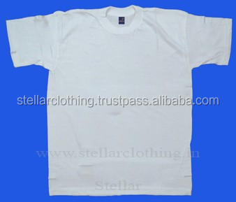 White Cheap Cotton Tshirts