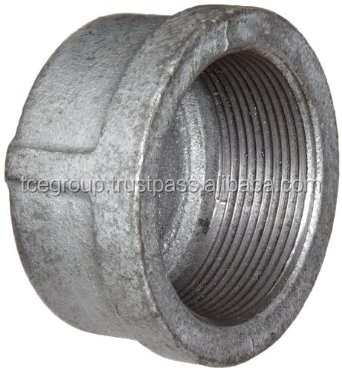 End Cap Pipe Fitting (Galvanized)