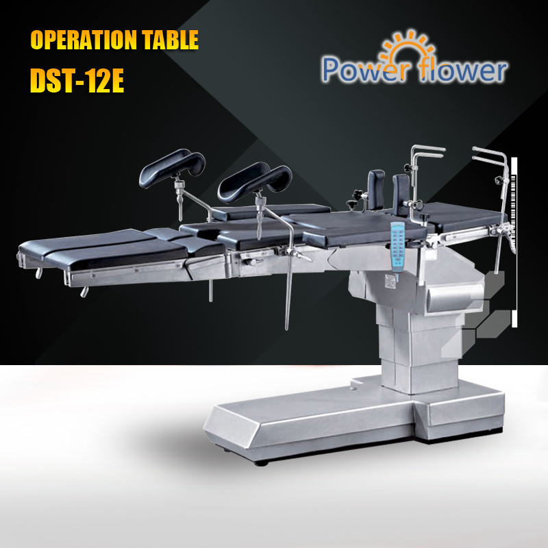 China supplier Electric Hydraulic Operation Table With CE ISO