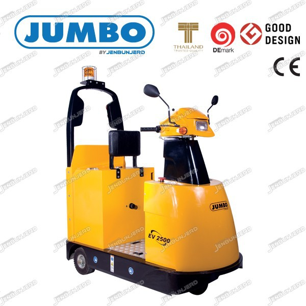 JUMBO Electric Tow Truck - Stand On 2500 kg