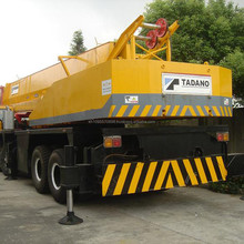 Used truck crane Tadano TG800E,Japan 80Ton crane for sale