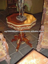 antique reproductions coffee table