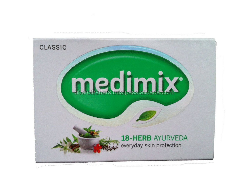 Medimix Soap | Herbal Ayurvedic Bath Soap for skin care
