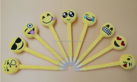 2016 new emoji product ball point pen
