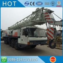 50 Ton QY50V 2015 Year Manufacture Hot Sale China Zoomlion Used Truck Mounted Crane