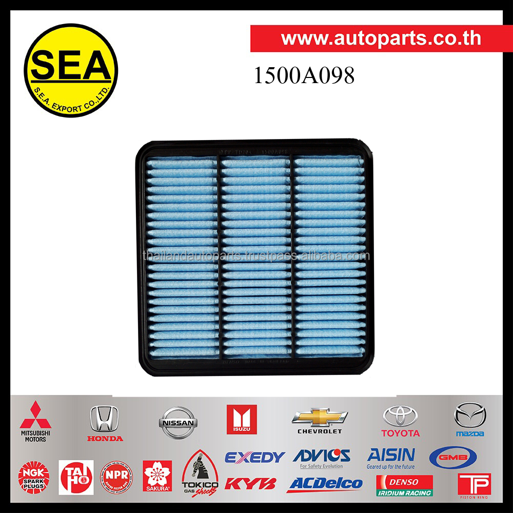 Thailand Automotive Parts Air Filter
