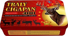 TRALY CIGAPAN 400 - Pure Siberia deer velvet powder from Viet Nam, Providing essential vitamins & minerals and nutrients