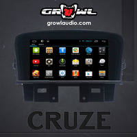 "OEM ANDROID HEAD UNIT 8"" CAPACITIVE TOUCH FIT FOR CHEVROLET CRUZE 2008-2011"