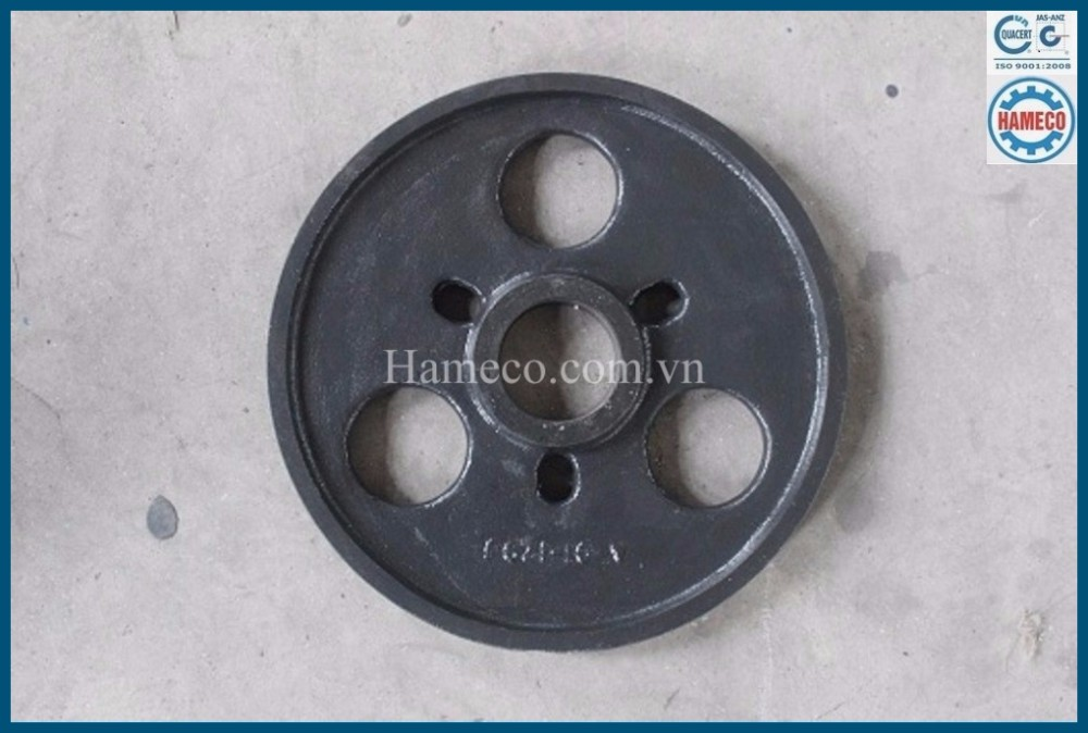 Vietnam TOP 1 Mechanical Company- Competitive price - Driving Wheel - Iron Casting