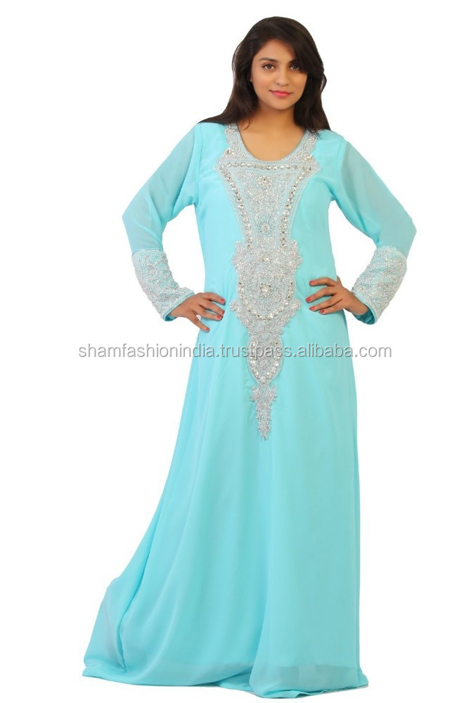 2016 Long Dress Muslim Turkish Indonesia clothing Fashion Long Sleeve...Muslim Dress Islamic Abaya Dubai