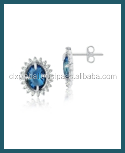 SILVER EARRING JEWELRY MADE IN BRAZIL - THE BEST QUALITY AND PRICE
