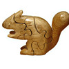 Wooden Animal Handmade Puzzle