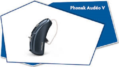 Micro ear phonak hearing aids price Phonak Audeo V-312T RIC BTE hearing aids
