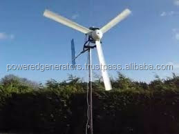 100kw Permanent Magnet Generator for Horizontal Wind Turbines