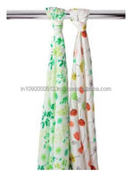 * 2016 * SwaddleDesigns Set of 4 Muslin Swaddle Blankets