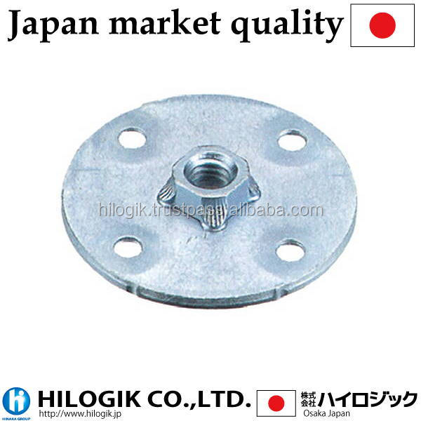 Popular Wheel Caster plate 5/16 Path 50 3mm in thickness