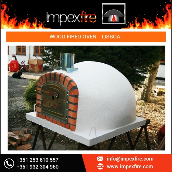 2017 Best Grade Mini Pizza Oven Wood Fired for Home Use
