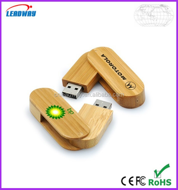 new products 2016 usb gadgets,swivel wooden usb, engraving logo wood flash memory usb