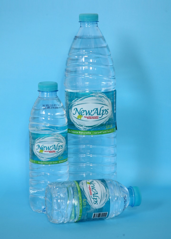 NEWALPS WATER /KIZILAY MINERAL WATER