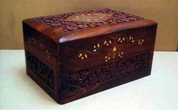 sheesham wood box