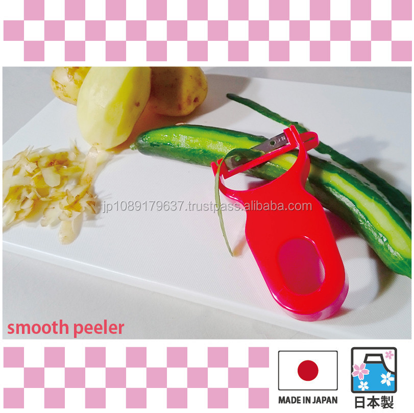 High quality rust-resistant vegetable slicer and peeler , available in 2 color