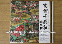 Reliable and Easy to use japanese yuzen paper wholesale origami paper with Functional made in Japan