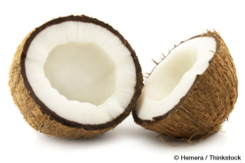 Farm Fresh Matured Coconut Semi-husked
