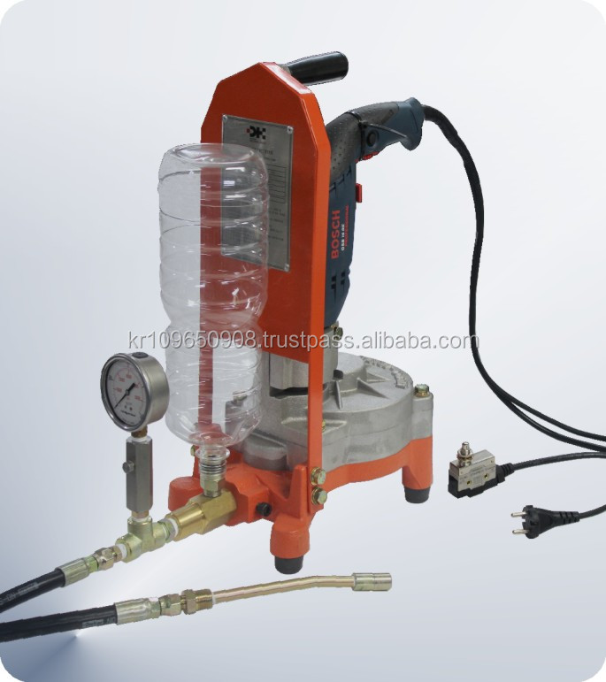 High pressure one component pump for epoxy resin injection, high pressure grouting pump, grouting machine price