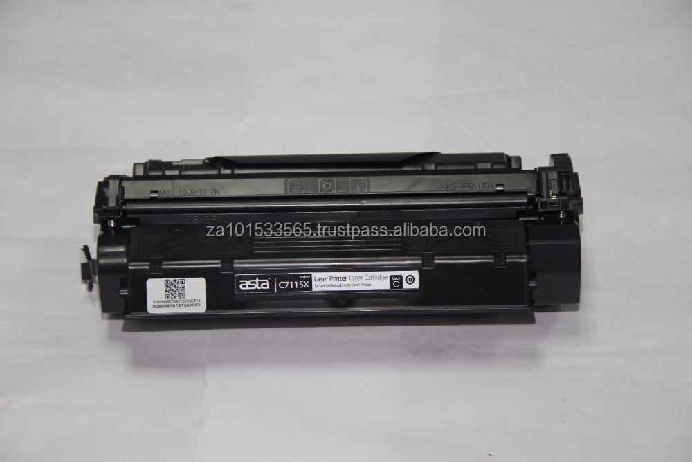 New compatible MTW C7115A toner cartridge for LJ 1000A/1200/1220/3300/3330/3380& LBP-1210