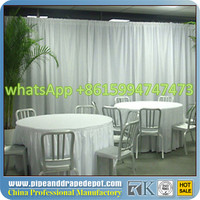 Photo booth frame | used cheap price pipe and drape kits bacdrop