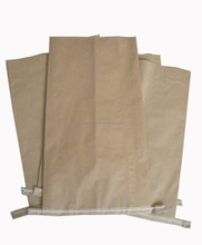 laminated paper bag for packing animal food