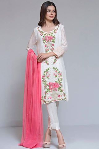 New & Stylish Designer Dresses For Ladies