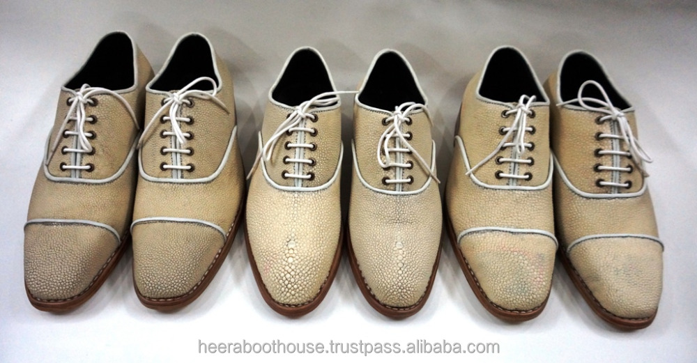 stingray oxford shoes