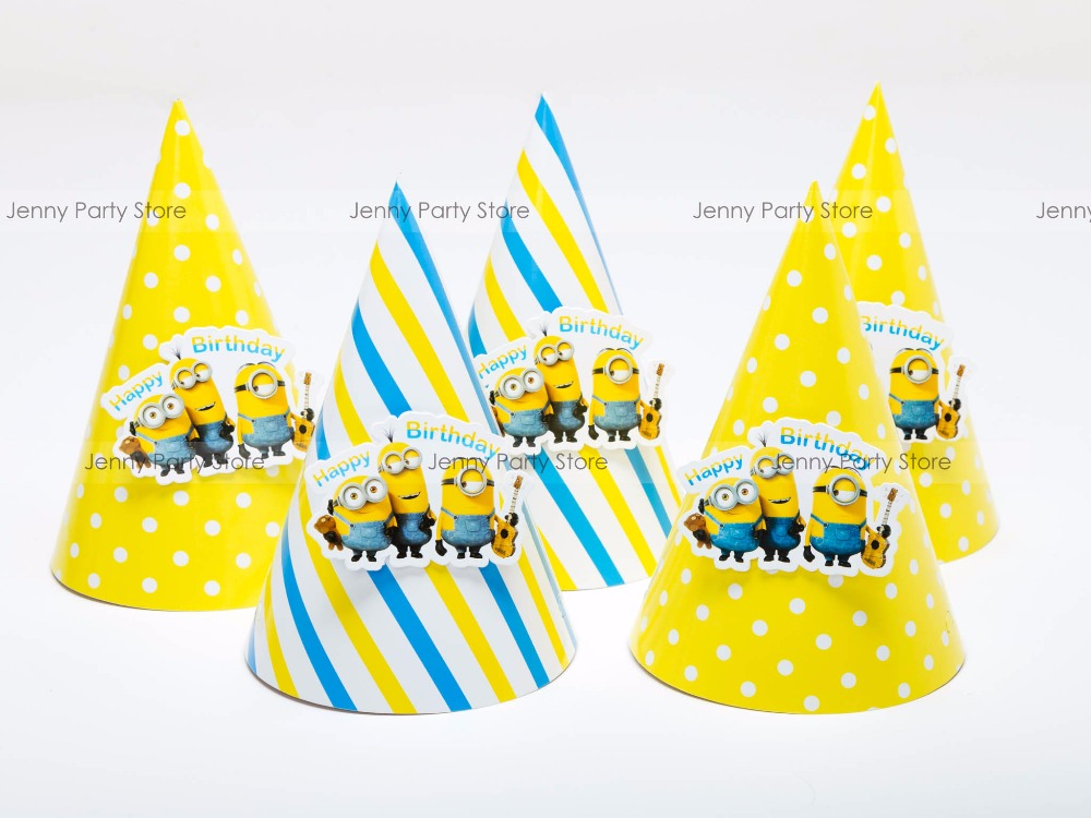 Paper hat party Supplies Kids Theme 100% paper in Vietnam wholesale UK