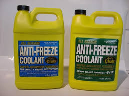 Antifreeze radiator fluid long life coolant